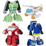 Transformers Rescue Bots C/4 Equipe de Resgate - Hasbro B5581