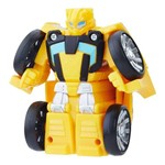 Transformers Rescue Bots Flip Racers Bumblebee - Hasbro