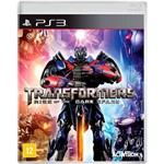 Transformers: Rise Of The Dark Spark - Ps3