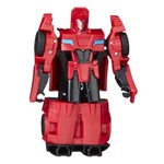 Transformers Robots In Disguise Combiner Force 1 Step Changer Sideswipe - Hasbro