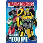 Transformes Robots In Disguise Trabalho em Equipe