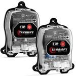 Transmissor de Sinal Som Taramps Tw Master + Receptor de Sinal Som Taramps Tw Slave Wireless