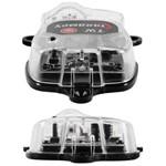 Transmissor Sinal Wireless Taramps Twmaster Som+4 Receptores Taramps Sinal Wireless