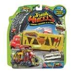 Trash Wheels Caminhão Cegonha DTC Cores e Trash Sortidos