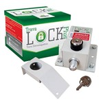Trava Portao Automatico Basculante Lock Ppa Garen Rossi 220v