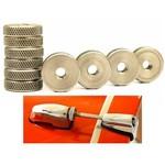 Travas de Afinação para Bumbo Kit com 10 Batera Clube Solutions para Todas as Marcas Mantém Afinação