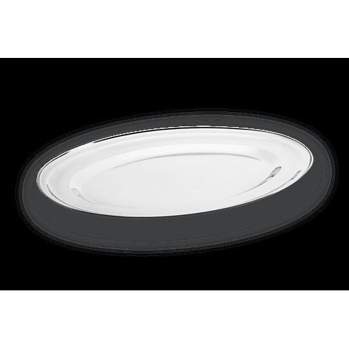 Travessa Oval Rasa - Jornata 40 X 28 X 3 Cm
