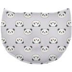 Travesseiro Anatômico de Malha - Panda