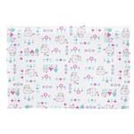 Travesseiro Antissufocante Bebê 29x19x3cm Antialérgico Incomfral