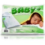 Travesseiro Baby Antisufocante 30x40cm - Fibrasca