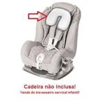 Travesseiro Cervical Baby Performance Rosas - Fibrasca - Cód: Z5201