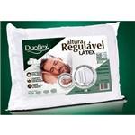 Travesseiro de Altura Regulável - 100% Látex - Duo