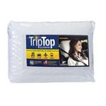 Travesseiro de Viagem Fibrasca TripTop C/ Íons de Prata - P/ Fronha 50x70