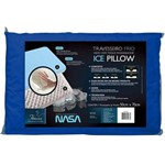 Travesseiro Frio Ice Pillow Visco + Massagem (50x70cm) - Fibrasca - Cód: Fi4066