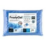 Travesseiro Frostygel Nasa Visco com Suporte de Altura
