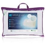 Travesseiro Latexlux 100% Látex Natural Médio Theva