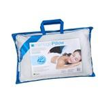 Travesseiro Memogel Pillow Viscoelástico 50X70 Cm Copespuma