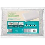 Travesseiro no Allergy Double Comfort Pe (50x70x12cm) - Fibrasca - Cód: Wc2052