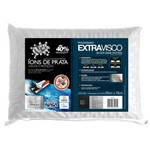 Travesseiro no Allergy Extravisco- Fibrasca - Cód: Wc2050