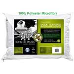 Travesseiro no Allergy Fibra Siliconizada Pvc(50x70x14cm) - Fibrasca - Cód: Wc2054