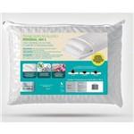 Travesseiro no Allergy Personal Mix 3 - Block Base System com Protetor de Íons de Prata (50x70x20cm) - Fibrasca - Cód: Wc2051