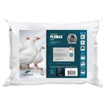 Travesseiro Plumax Lavável Pluma Sintética Fibrasca 4235