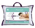 Travesseiro Theva Plushpillo Premium 0.50x0.70m Branco