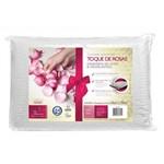 Travesseiro Toque de Rosas Dois Amores para Fronhas 50x70 - Fibrasca