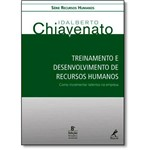 Treinamento e Desenvolvimento de Recursos Humanos: