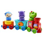 Trem Amigos da Floresta - Fisher Price