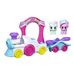 Trenzinho da Pinkie Pie My Little Pony Playskool - Hasbro