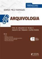 Tribunais e MPU - Arquivologia - para Técnico e Analista (2019)