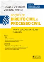 Tribunais e MPU - Noções de Direito Civil e Processo Civil (2019)