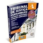 Tribunal de Justiça Pernambuco - Tjpe - Técnico Judiciário -