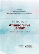Tributo a Afrânio Silva Jardim - Estudos e Pareceres (2019)