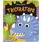 Triceratopo - Livro Quebra-cabeca