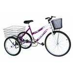 Triciclo Adulto Wendy Cor Violeta