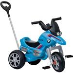 Triciclo BMW Passeio Azul - Bandeirante