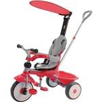 Triciclo Comfort Ride 3x1 Vermelho - Xalingo