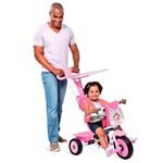 Triciclo Infantil Meninas Passeio Soft Bandeirante