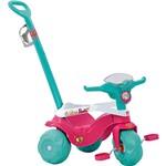 Triciclo Motoban Passeio Barbie - Brinquedos Bandeirante