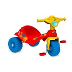 Triciclo Motoka Vermelha - Bandeirante