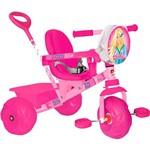 Triciclo Smart Barbie - Brinquedos Bandeirante