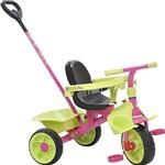 Triciclo Smart Plus Rosa - Brinquedos Bandeirante