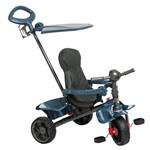 Triciclo Smart Reclinável Azul - Bandeirante