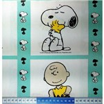 Tricoline Estampado Infantil Snoopy