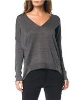 Tricot Calvin Klein Jeans Frente Lurex Mescla - G
