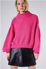 Tricot Oversized Pink Pink - P