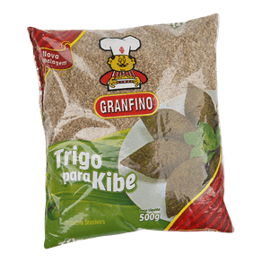 Trigo para Kibe Granfino 500g