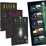 Trilogia Alien + Pôster - 1ª Ed.